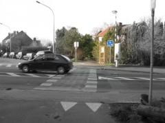 securite routiere,quai du tram