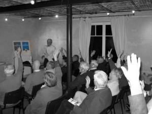 reunion pleniere d automne 2009