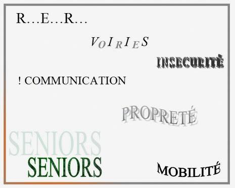 proprete,mobilite,insecurite,communication,rer,seniors,bilan a mi-parcours