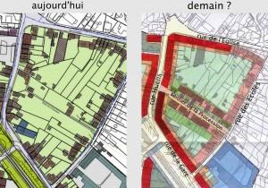 20111130 PCA îlot de la Procession (aujourd'hui vs demain.jpg