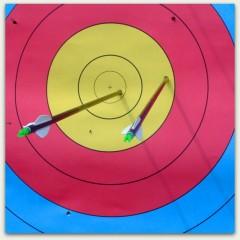 Archery target © 2005 Julo (Wikimedia Commons).jpg