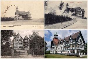 genval,parc de genval,avenue hoover,normandie,normandy
