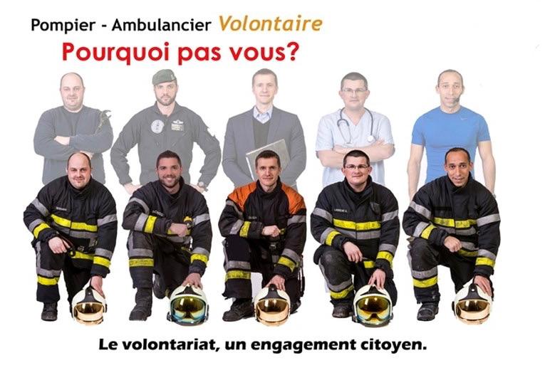 Pompier volontaire un engagement citoyen