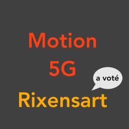 Vote motion 5G